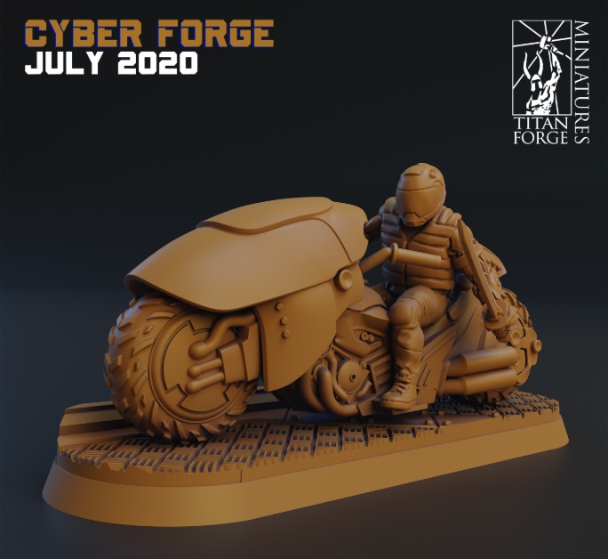 Cyber-Forge Miniatures