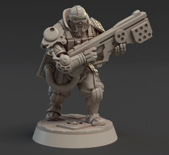Titan-Forge Miniatures
